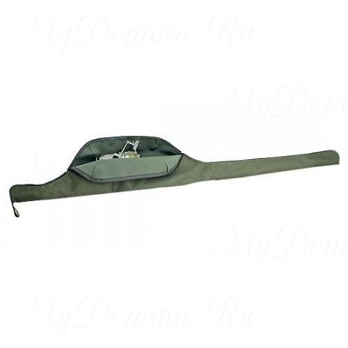 Чехол для удилищ мягкий с защитой ACROPOLIS-1001FISH, КВ-5п-115 (длина 115см) (КВ-5п-115)