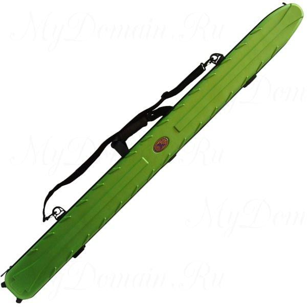 Чехол жесткий X7 Rod Case 155 Blaze Green