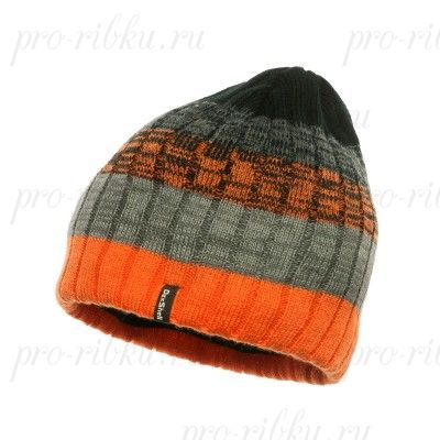 Шапка водонепроницаемая DexShell Waterproof Beanie Hat Gradient, дышащая, windproof, ONE SIZE #ORANGE GRADIENT