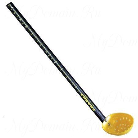 """Черпак пластиковый Frabill Ice Dipper с длинной ручкой с линейкой до 30""""/76см./76см."""