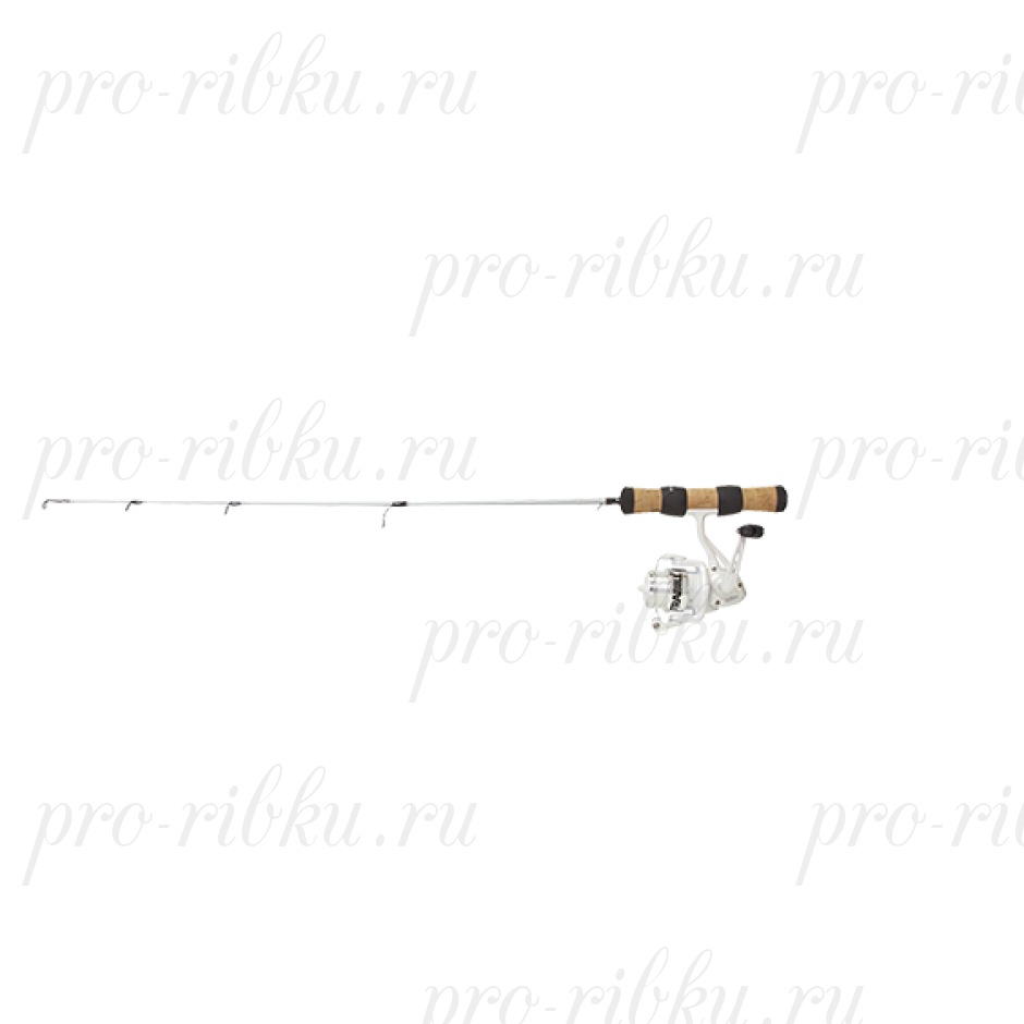 "Комплект Frabill Njord Spinning Reel Combo 28""/70см. M Multi-Purpose Walley Jigging Tehniques"