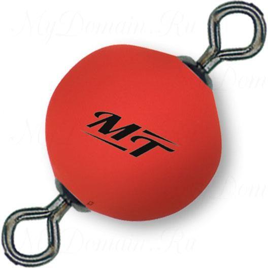 Коннектор (плавающий) Quantum Float Connector Swivel d10mm 14kg 5psc red