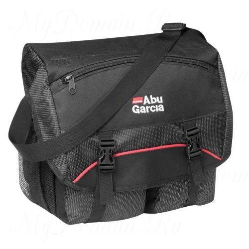 Сумка Abu Garcia Premier Game Bag 36x20x35 Cm Черно/Красная