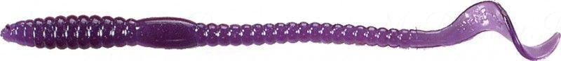 Червь MISTER TWISTER Phenom Worm 15 см уп. 10 шт. 13-Grape /червь фиолетовый/ фирменная упаковка