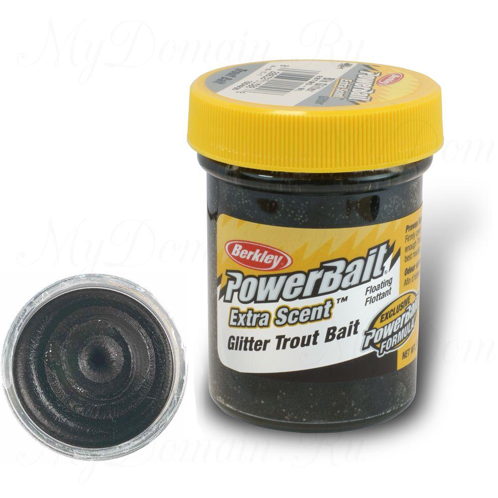 Паста Berkley 50gr ESTBGBL Black Pearl