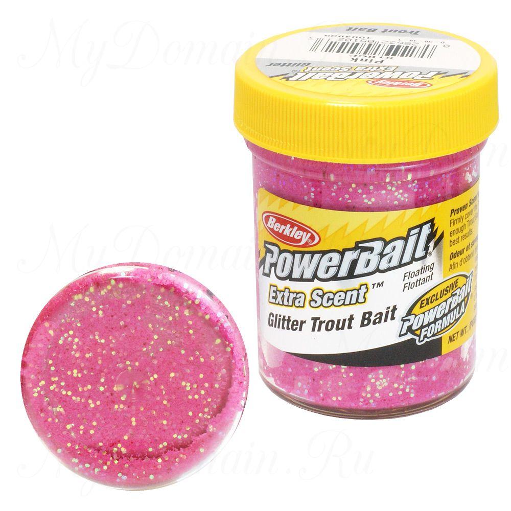 Паста Berkley 50gr STBG-P Pink