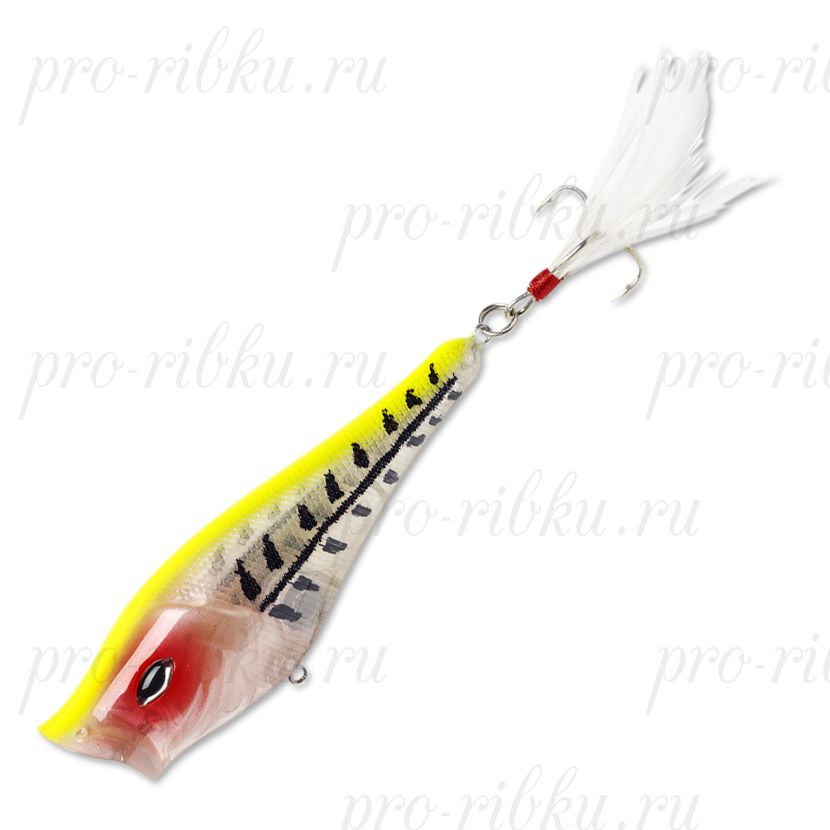 Воблер Abu Garcia Rocket Popper 90mm 19gr Shore Minnow
