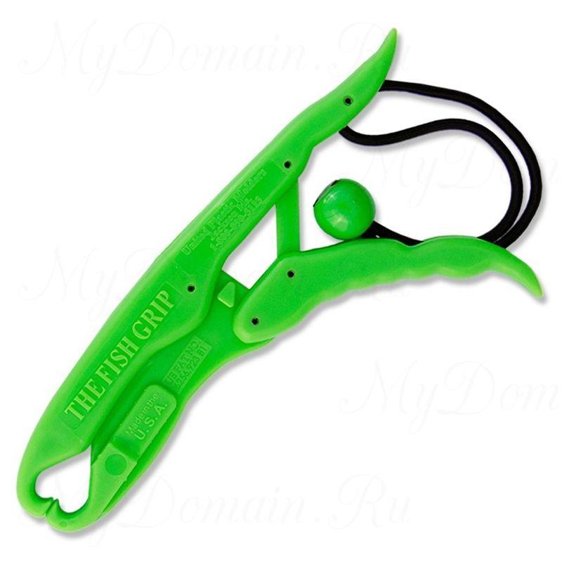Липгрип THE FISH GRIP JR, длина 18 см (FishGrip-JR) Green