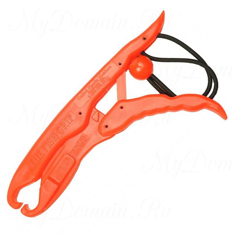 Липгрип THE FISH GRIP JR, длина 18 см (FishGrip-JR) Orange