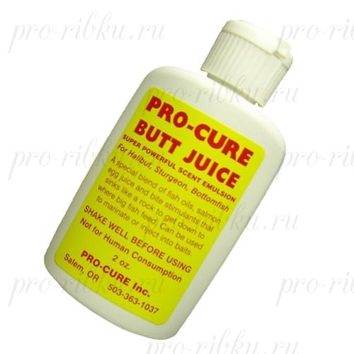 Аттрактант Pro-Cure Heavy Liquid 2 oz. (Catfish Cocktail)