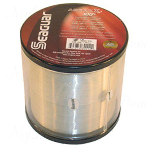 Леска монофильная Seaguar Senshi Clear 0,25 мм; 10 lb/4,5 кг; 1000 ярдов/914 м.