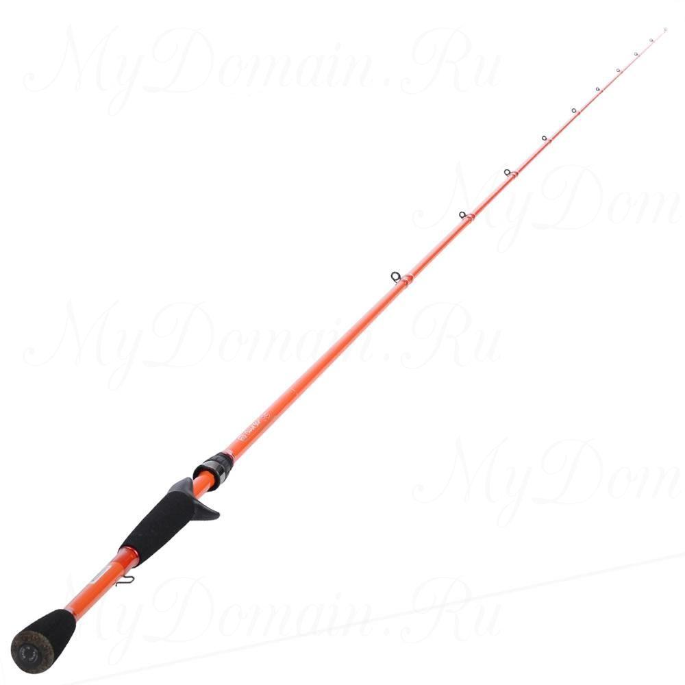 Кастинговое удилище Carrot Stix Original PRO GRADE 218 см, 1 секция, 10-21 гр, вес 125 гр, Medium