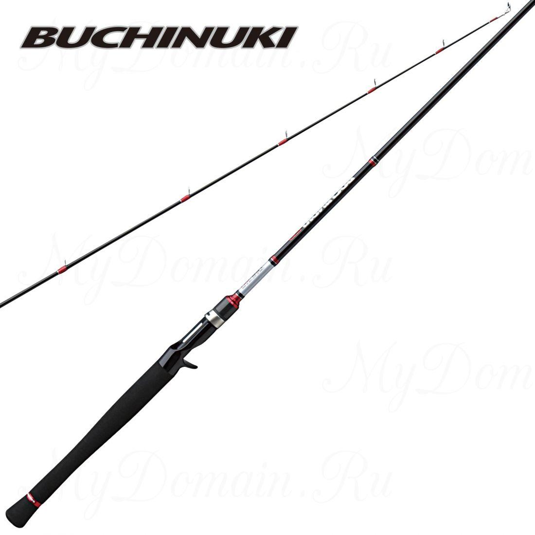 Удилище кастинговое Prox Buchinuki BC-X 662M 200 cм, 2 секции, 7-28 гр, вес 138 гр, транспортная длина 104 см.