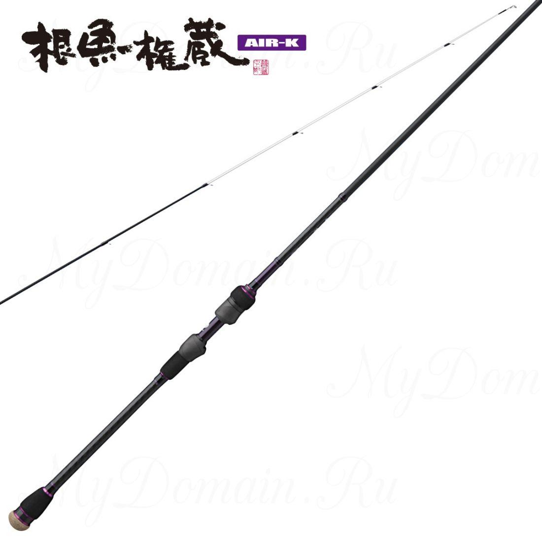 Спиннинг Prox Nezakana Gonzo AIR-K NGAK60EF 183 см, 2 секции, 0.6-5 гр, вес 94 гр, транспортная длина 120 см.