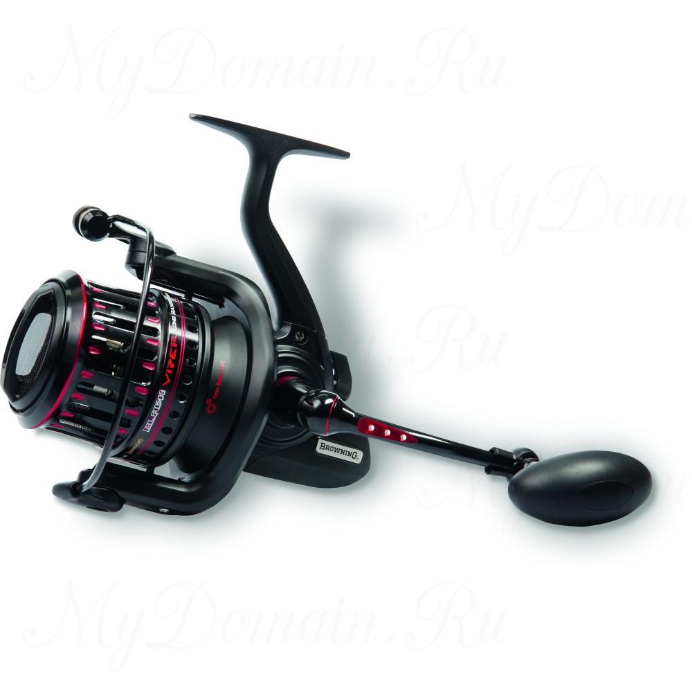 Катушка безынерционная Browning Black Viper Long Ranger 870, 4.5:1, 7+1, 825 г