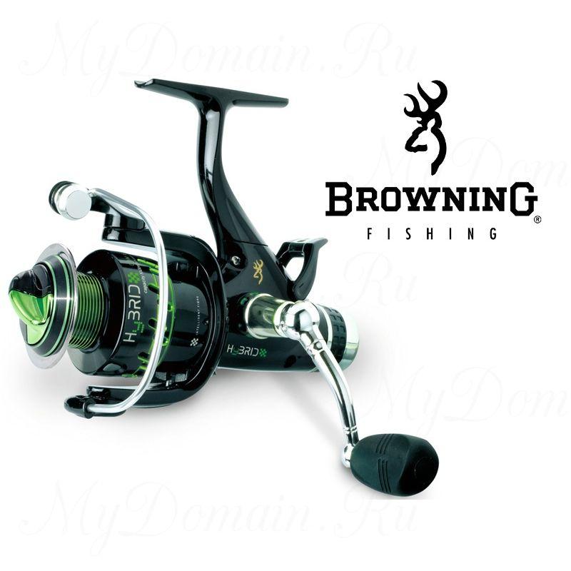 Катушка безынерционная Browning Hybrid BF 640, GR 5.5:1, подш.6, с байтранером (0186 040)