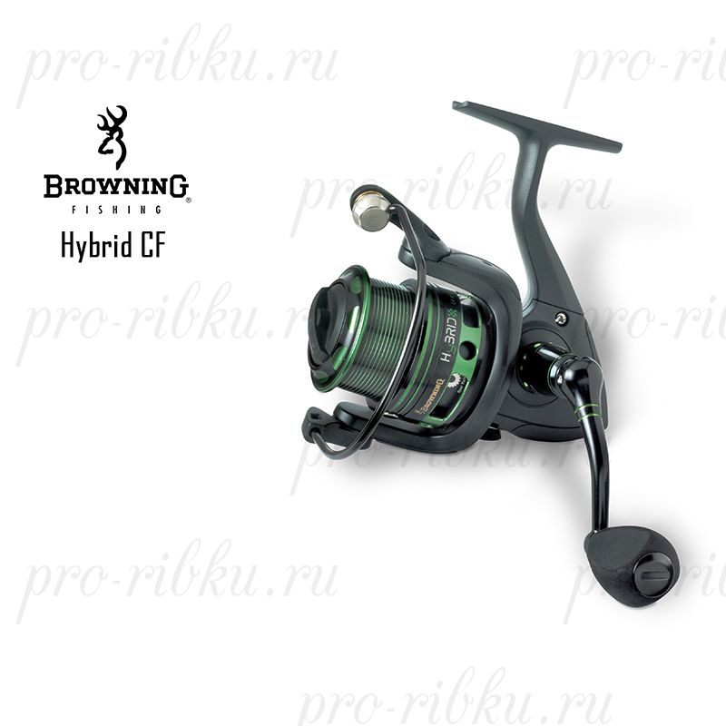 Катушка безынерционная Browning Hybrid CF 840 5.5:1, 8+1, 384g