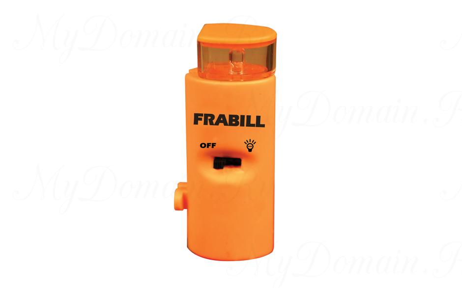 Свелячок жерличный Arctic Fire Tip-Up красный, самоактивирующийся, с батарейками