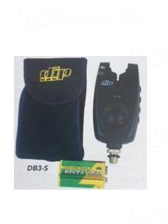 Сигнализатор Dip Avvisatore - Connessione a Swingers Avvisatore - Blue Led