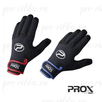Перчатки Prox 5-cut Finger Glove цвет Red