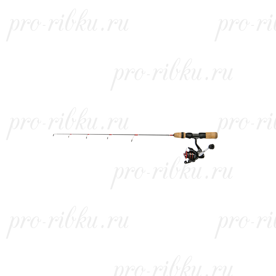 "Комплект Frabill Bro Series Spinning Reel Combo 30""/75см. MH Large Walley/Pike"