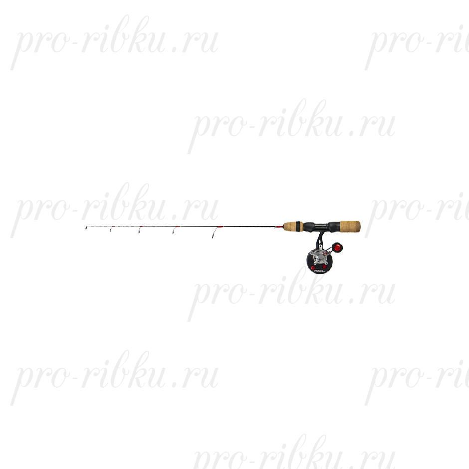 "Комплект Frabill Bro Series Stright Line 371 Combo 25""/62см. L Finesse Walley/Large Panfish"