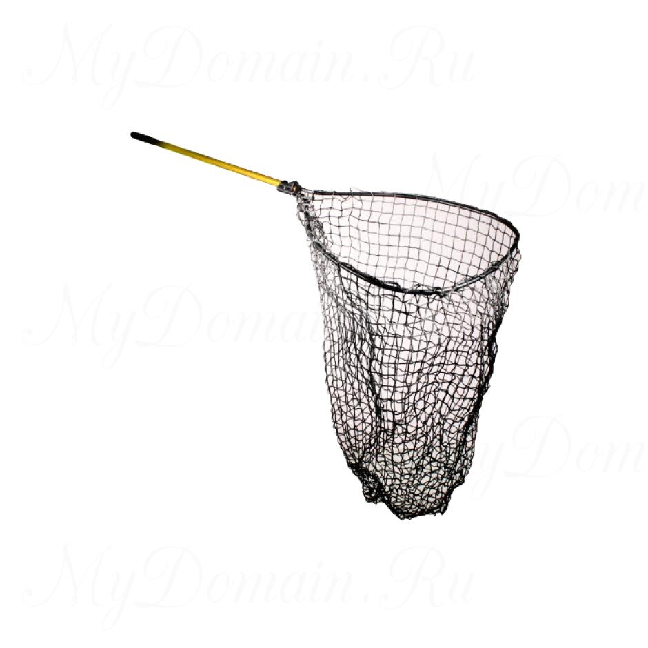 """Подсак Frabill Conservation Series Landing Net, обруч 26x30"""", глуб. 36"""", ячейка 1.75"""", ручка 48-96"""""""