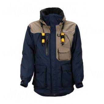 Куртка зимняя Frabill I4 Jacket Dark Blue размер M