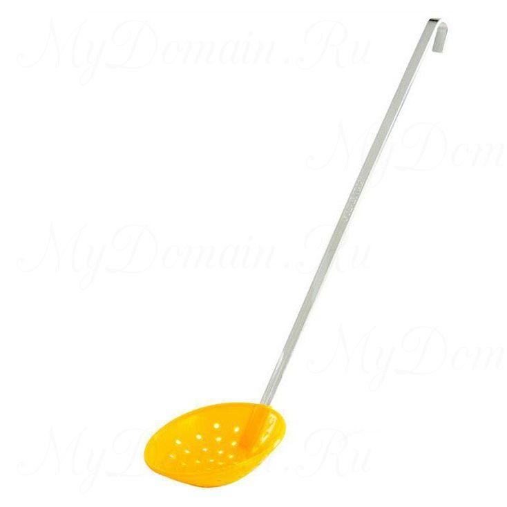 """Черпак пластиковый Frabill Ice Dipper с алюминиевой ручкой 12""""/30см."""