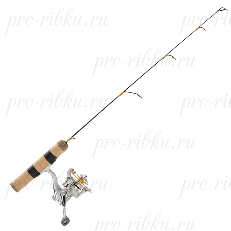 "Комплект Frabill Ice Hunter Series Combos 26""/66см. Light Jumbo Perch/Finesse Walleye"