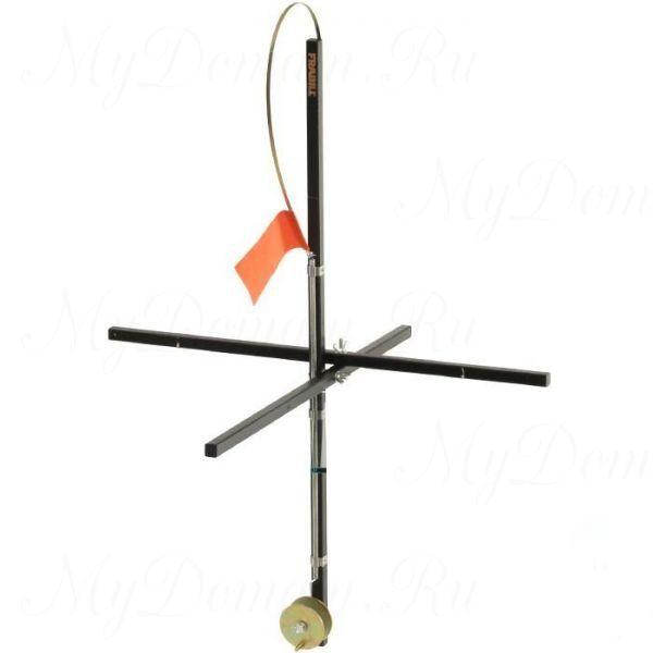 Жерлица Frabill Stick Tip-Up 3 Pack деревянная, складная, набор из 3-х штук