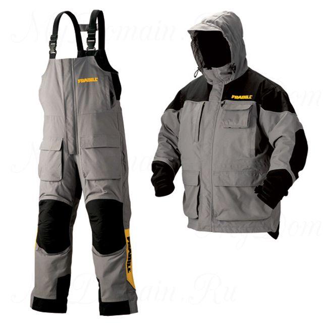 Костюм штормовой Frabill Suit Jacket & Bib размер 3XL