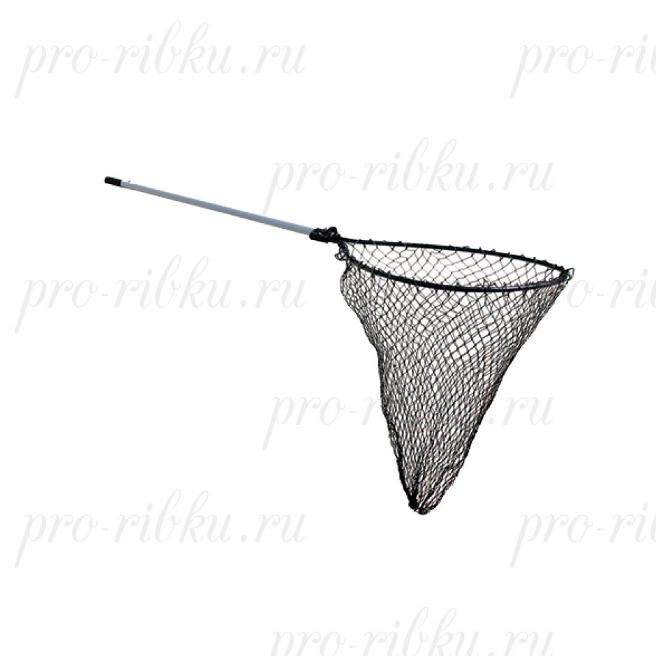 "Подсак FRABILL PRO-FORMANCE SCOOPER 48"" SLIDE TANGLE FREE WEIGHTED NYLON обруч 21x25"", глуб. 32"""