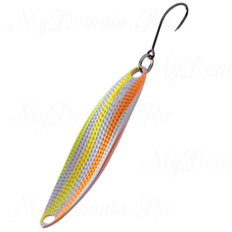 Блесна Fish Image Curve 8.8g Fluo Striper NLM#702