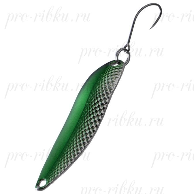 Блесна Fish Image Kagesasu 4.8g Jungle Green Silver JGR S#217