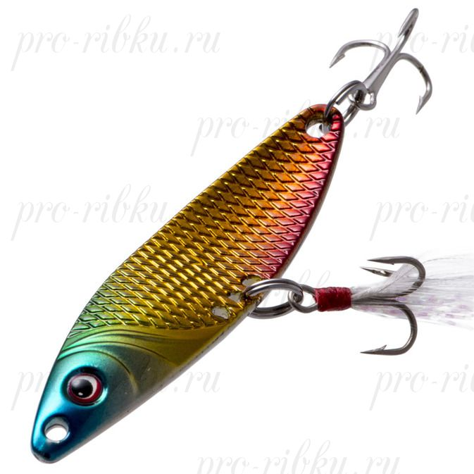 Блесна Fish Image Needle 7.5g Fairy Gold FRGLD#215