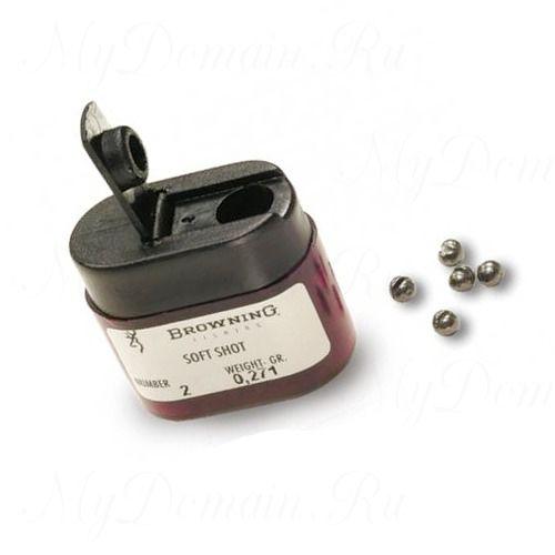 Набор грузил Browning Micro Shot Dispenser размер #1, вес 0,295 гр;