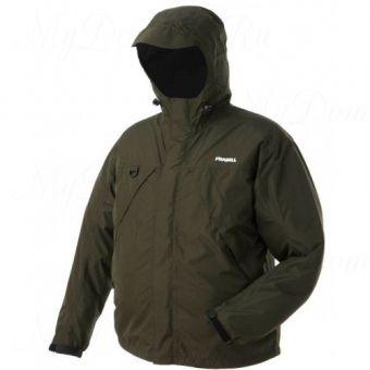 Куртка штормовая FRABILL F1 Storm Jacket DK Green, р. L