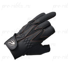 Перчатки Prox 3-cut Fit Glove DX Black/Black