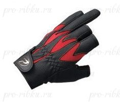 Перчатки Prox 3-cut Fit Glove DX Red/Black