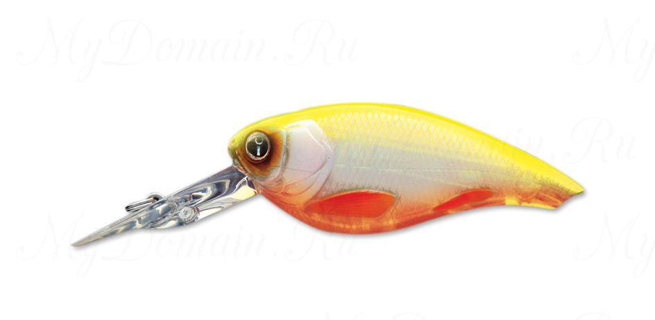 Воблер Izumi Crank 60F, #4 Orange Belly Chart