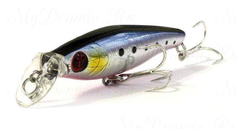 Воблер Izumi Eimann Roll 65SS, #14 DK Iwashi