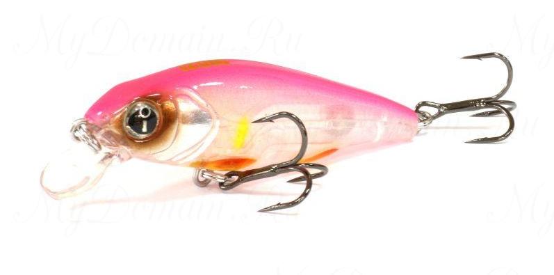Воблер Izumi Minnow 65F, #7 Pink Ayu