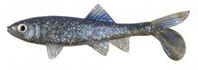 Приманка Berkley рыбка Sick Fish HVMSF4-DSH (2шт)