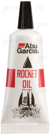 Смазка для катушек Abu Garcia Rocket oil 4ml