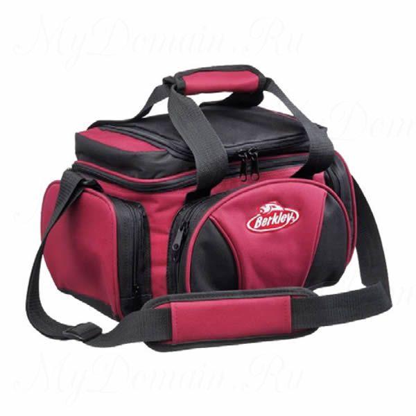 Сумка Berkley SYSTEM BAG L RED-Black + 4 BoxES