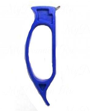 Заточное устройство для ножей ледобура