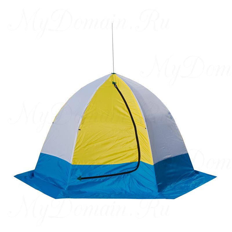 Палатка-зонт без дна СТЭК Elite 4-х мест.