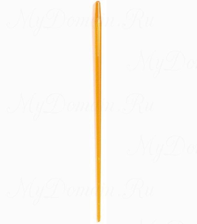 Шестик ПИРС ПК 225мм, оранжевый (поликарбонат)