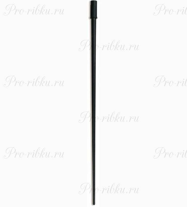 Шестик ПИРС АБС 225мм, черный (пластик АБС)
